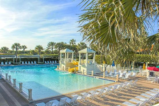 Ponte Vedra Inn Club Family Pool