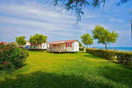 Camping Arena Kazela: campsite