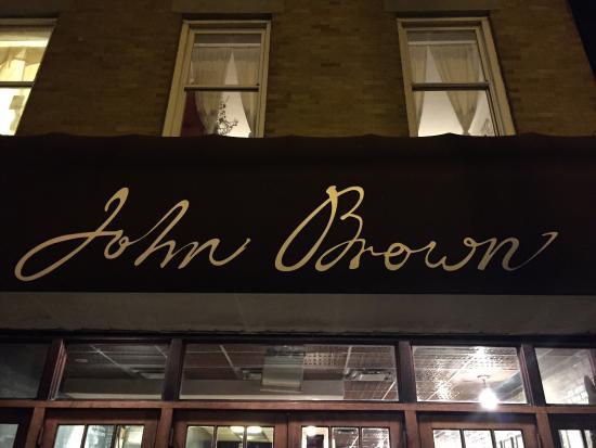 John Brown Smokehouse: photo0.jpg