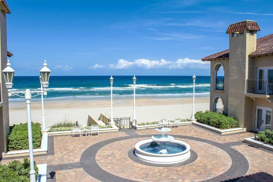 Fountain Courtyard Picture Of The Lodge And Club At Ponte Vedra Beach Ponte Vedra Beach