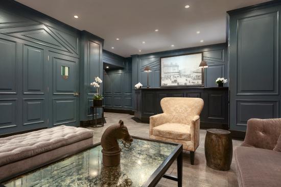 The Frederick Hotel: Lobby