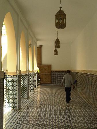 Moulay Ali Cherif Mausoleum: sagesse et calme