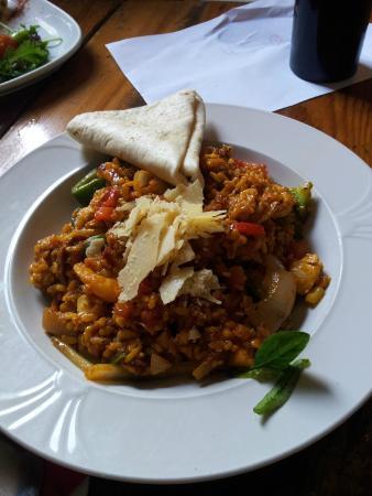 Santa Fe Restaurant: Glorious Food