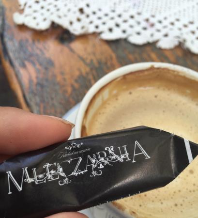 Mleczarnia: Nice coffee :)
