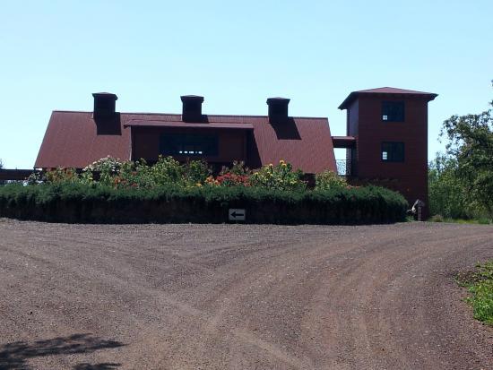 Fort Ross Vineyard Tasting Room