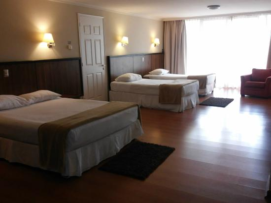 Rosa Agustina Conference Resort & Spa: Habitación