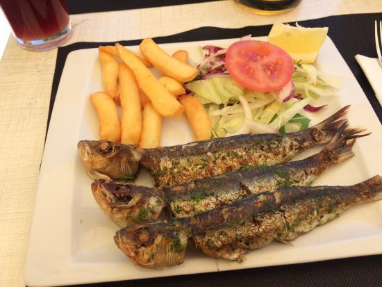 Restaurant Tapas y Punto: Sardines