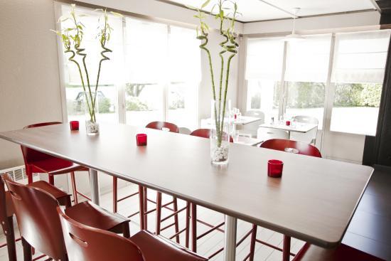 Campanile Grenoble Nord - Moirans : Le restaurant