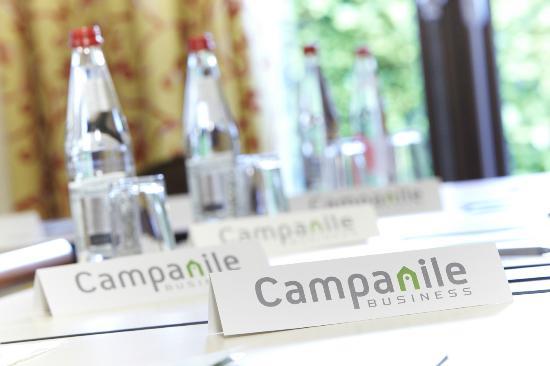 Campanile Grenoble Nord - Moirans: La salle de séminaire