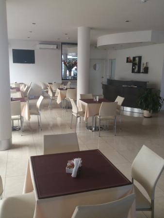 Hotel Polans: Desayuno