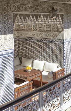 Riad Jardin Secret: Salon