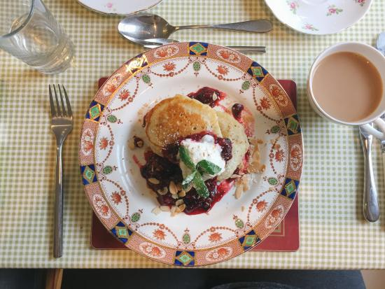 The Herons Rest Boutique Bed & Breakfast: Amazing breakfast.