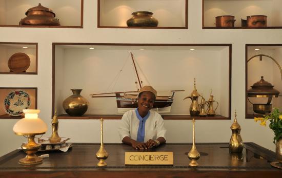 Ocean Village Club: Concierge Services