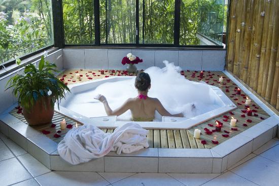 Arasha Tropical Rainforest Resort & Spa: Spa