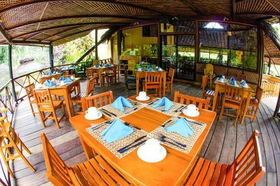 Arasha Tropical Rainforest Resort & Spa: Restaurante