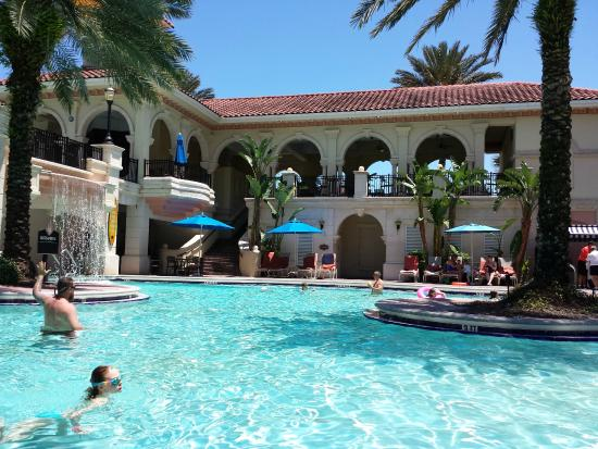 Hammock Beach Resort Lower Pool Kid S