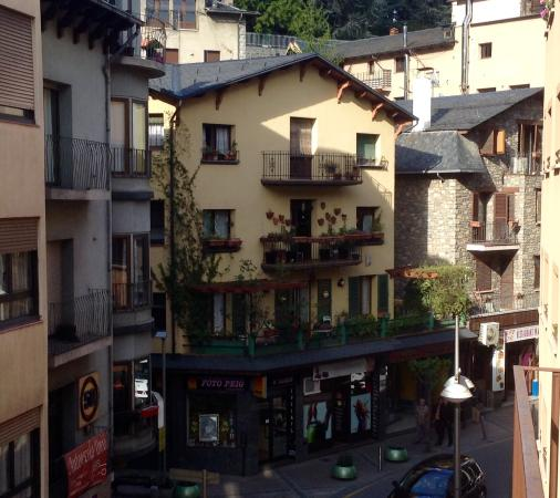 Hotel Festa Brava: Vista de um dos quartos
