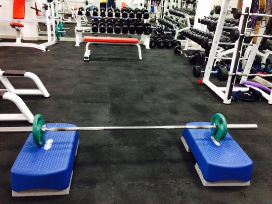 9ac4b5f862a9d Dead lift set up - Picture of Body Shape - Gym Thao Dien