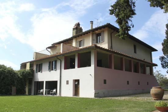 Podere Castellare - Eco Resort of Tuscany: The hotel