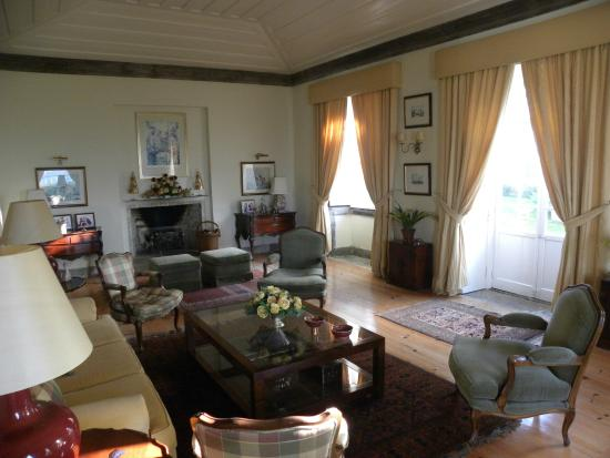 Quinta das Merces: One of the lounges