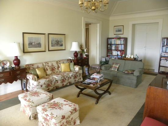Quinta das Merces: Another of the lounge areas