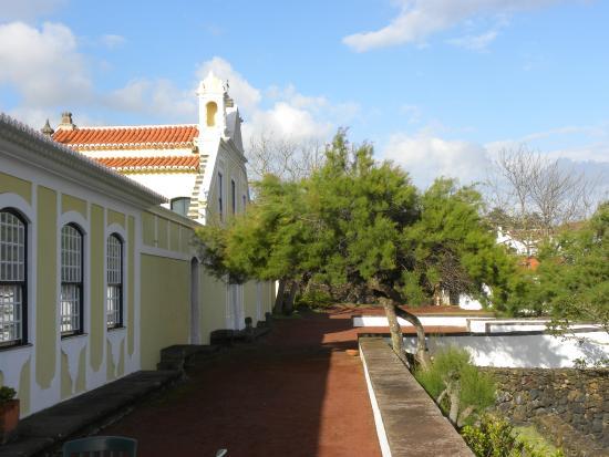 Quinta das Merces: Front of the Quinta