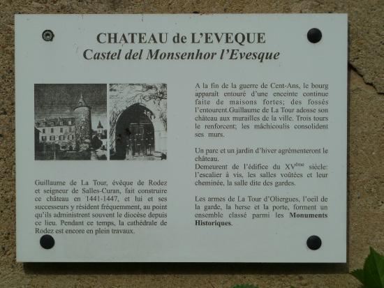 Les Chambres d'Hotes du Chateau: CHATEAU de L'EVEQUE