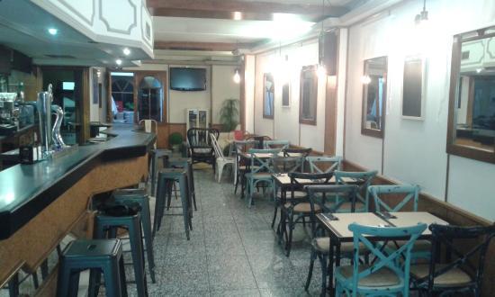 Monesterio, España: Interior HONKY TONK