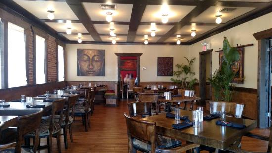 Indochine San Marco Buddha Bar Restaurant Dining Room