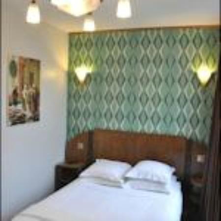Chambre sherlock holmes picture of detective hotel etretat tripadvisor - Etretat hotel detective ...