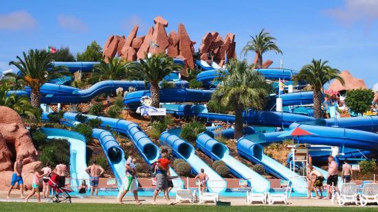 Hotel Topázio : Water park