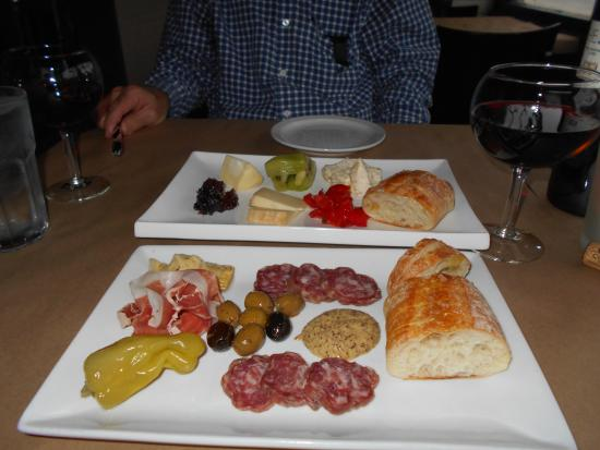 Pacifica The Charcuterie Cheese Plates Have Arrived Lovely Start