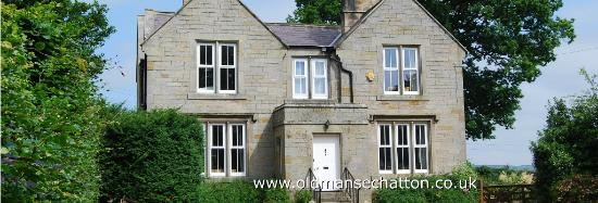 The Old Manse Chatton: The Old Manse