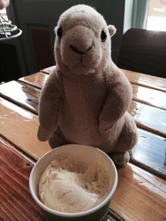 Rocky Mountain Funnel Cakes : Mr. Helen likes vanilla