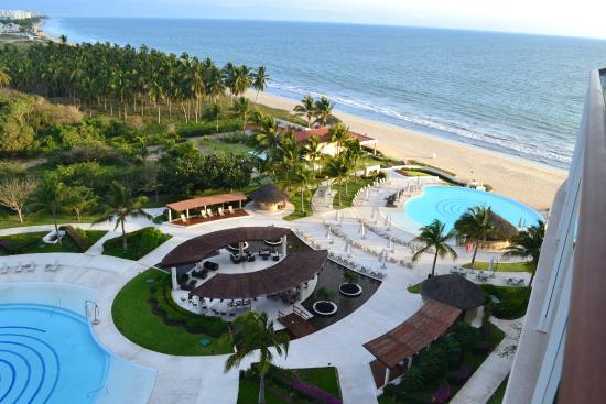 Delcanto Beach Resort: Área de albercas