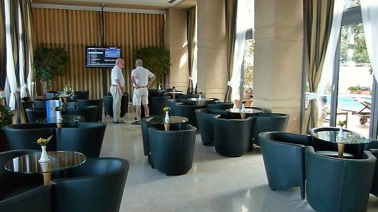 Ibiscus Hotel: Lounge