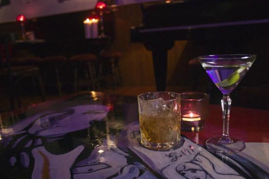 Speakeasy Jazz Club & Cocktails : Soo good!!