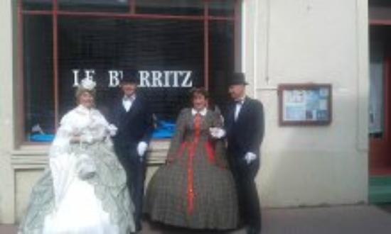 Hotel De Biarritz : Fête de NAPOLEON III
