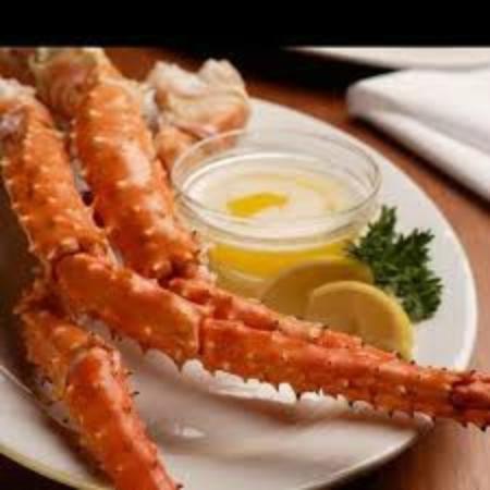 Florida's Fresh Grill: Alaskan King Crab