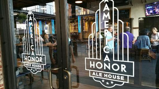 American Honor Ale House