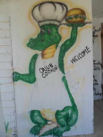 Kaplan, LA: Art work