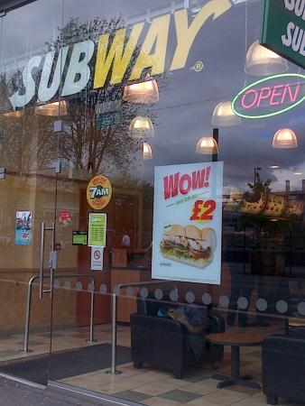 Subway - Oxford Road
