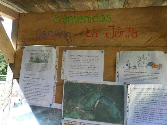 Camping La Junta