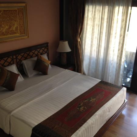 Phi Phi Palm Tree Resort: Room