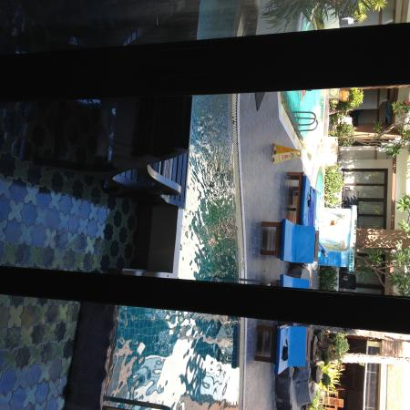 Phi Phi Palm Tree Resort: View from room
