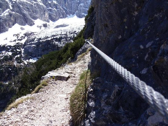 Dolomitok ferrata haladóknak (Sorapiss körtúra) Olaszország #ecf61ffa-5266-4350-932e-b83077892a6b