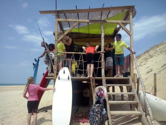 École de Surf de Lespecier