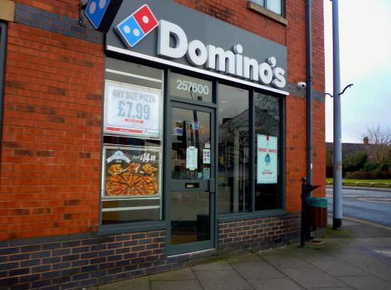 Gave Me And My 2 Year Old Son Food Poisoning Dominos Pizza Crewe