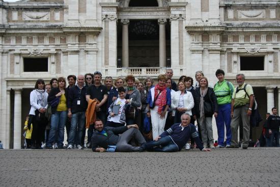 Hotel Sole: Gruppo CRAL Ospedale di Treviglio 1-3 maggio 2015