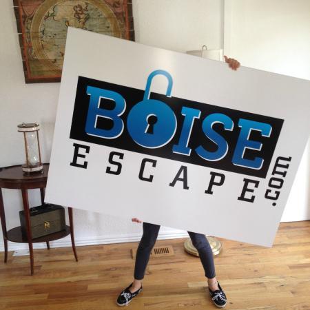 Boise Escape Room